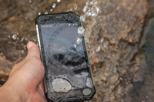 Nomu S30 - защищенный смартфон с неплохим железом