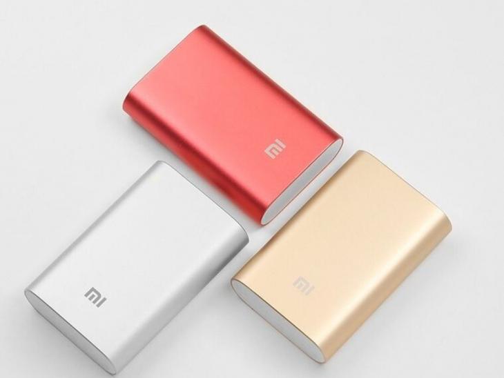 Xiaomi мировой топ-производитель повербанк