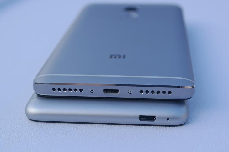 Xiaomi Redmi Note 4 vs Redmi Note 3 Pro