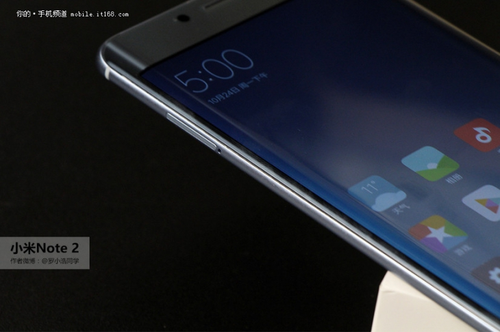 Фотообзор Xiaomi Mi Note 2