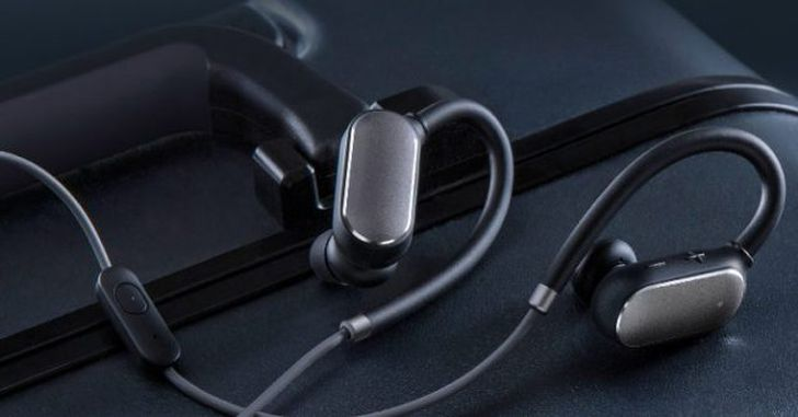 Xiaomi анонсировала Mi Sports bluetooth-гарнитуру