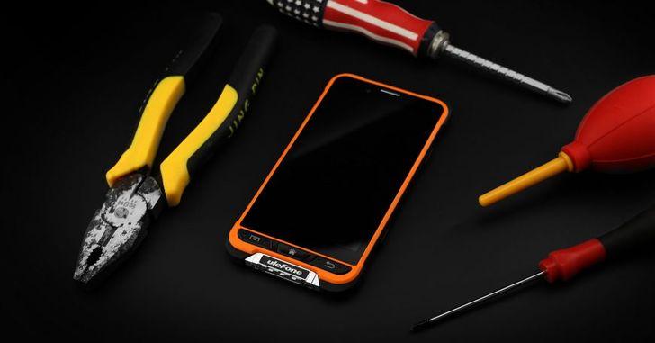 Анонсирован Ulefone Armor - смартфон для активного образа жизни.