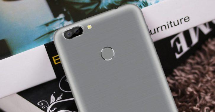 Oukitel готовит смартфон с двойной камерой