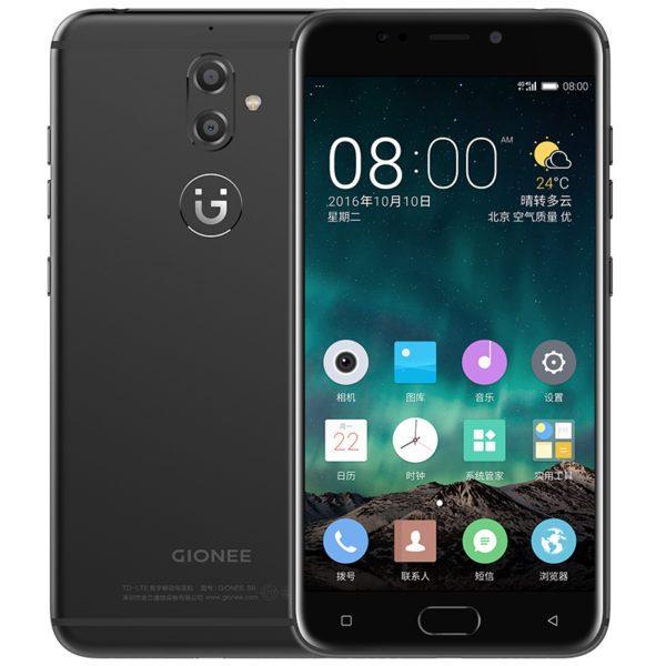 Gionee выпустила смартфон S9 с двойной задней камерой