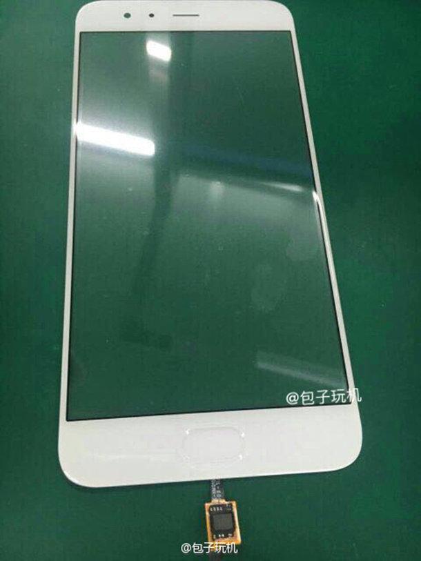 Фотографии передней панели Huawei P10
