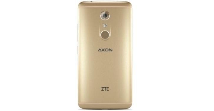 Для США подготовлена особая версия ZTE Axon 7