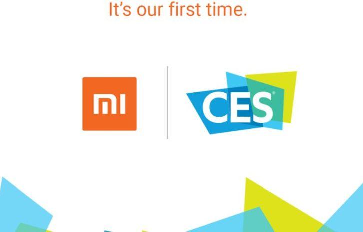 Xiaomi примет участие в CES 2017