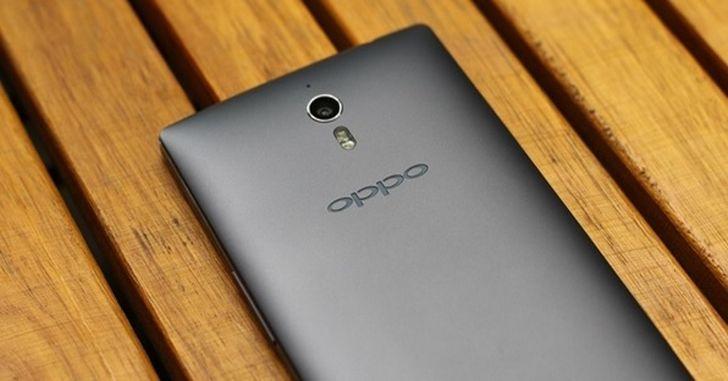 Новые подробности об Oppo Find 9