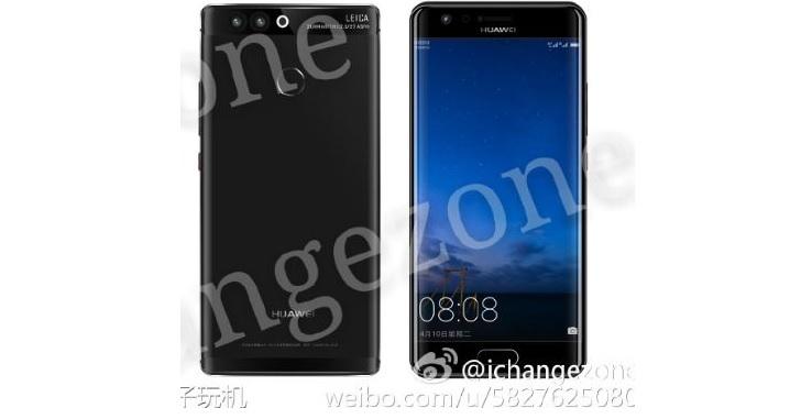 Рендеры Huawei P10 утекли в сеть