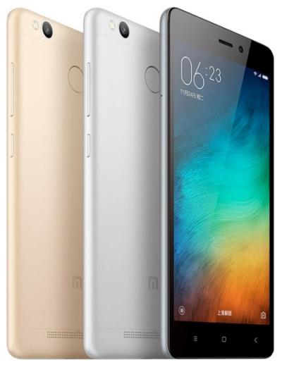 Цена дня: серый Xiaomi Redmi Note 3 Pro на 3/32 ГБ за 157$ и Redmi 3S от 105$