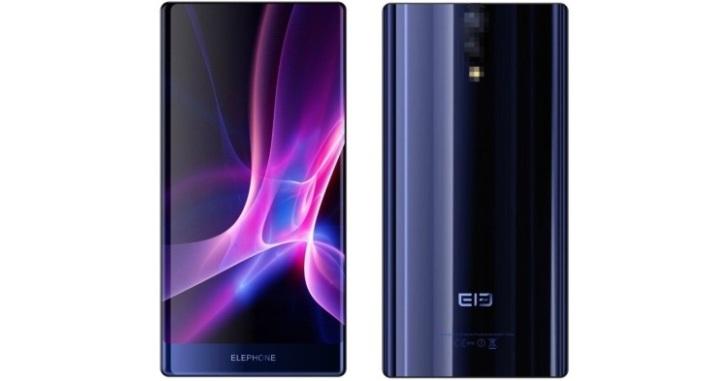 Elephone разрабатывает безрамочный смартфон S8
