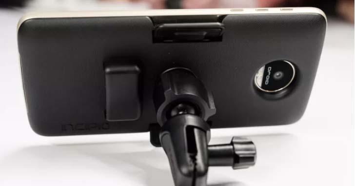 Motorola представила новые модули для смартфонов линейки Moto Z