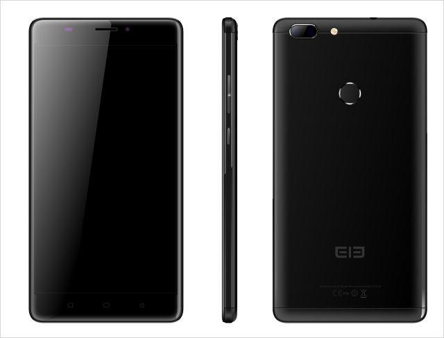 Elephone Max получит экран с диагональю 6 дюймов