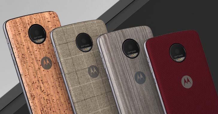 Для смартфонов Moto Z выпустят модуль с модемом 5G