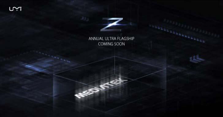UMi Z - первый смартфон на новом процессоре MediaTek Helio X27