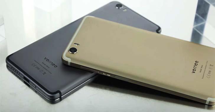Vernee Mars первым смартфоном на Helio P10 получит Android 7.0