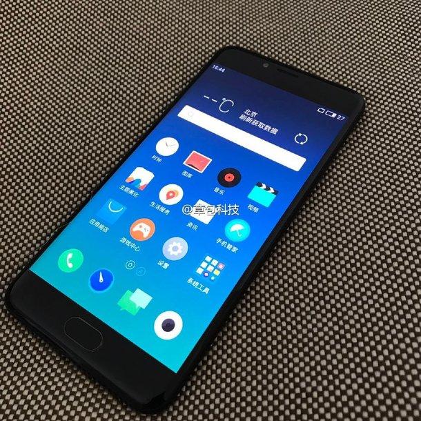 В Meizu опровергли информацию о скором выходе смартфона с изогнутым экраном