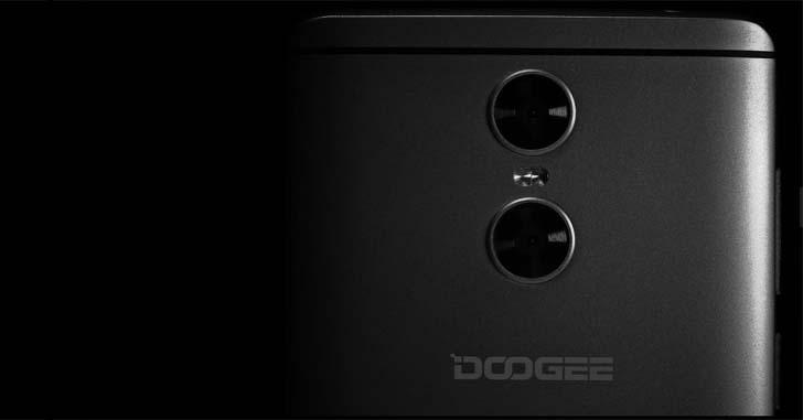 Doogee Shoot - очередной смартфон с двойной основной камерой