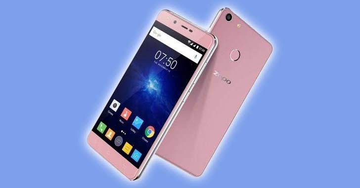 Смартфон Zopo Flash G5 Plus - стеклянная новинка на MT6753