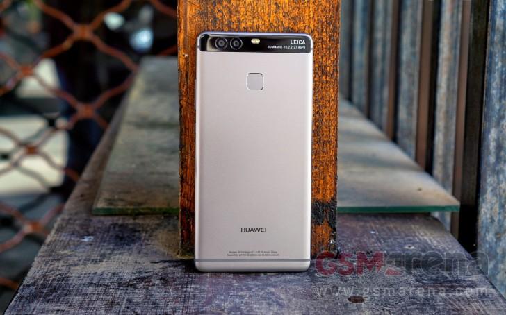 Huawei P9 и Mate 8 обновляются до Android N