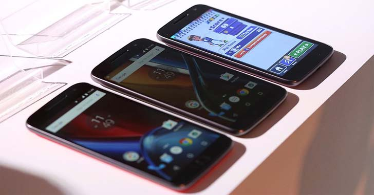 Линейки смартфонов Moto G4 и Z Play скоро получат Android 7.0