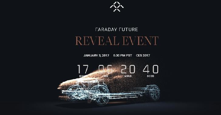 Faraday Future потягался в скорости с Tesla Model X