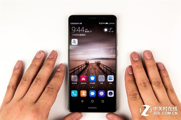 Huawei Mate 9 – что же внутри?