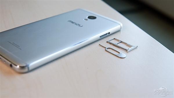 Появились фотографии разобранного Meizu M5 Note