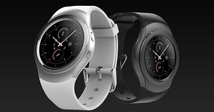 Обновленная версия умных часов No.1 G3 получила чип MediaTek MT2502