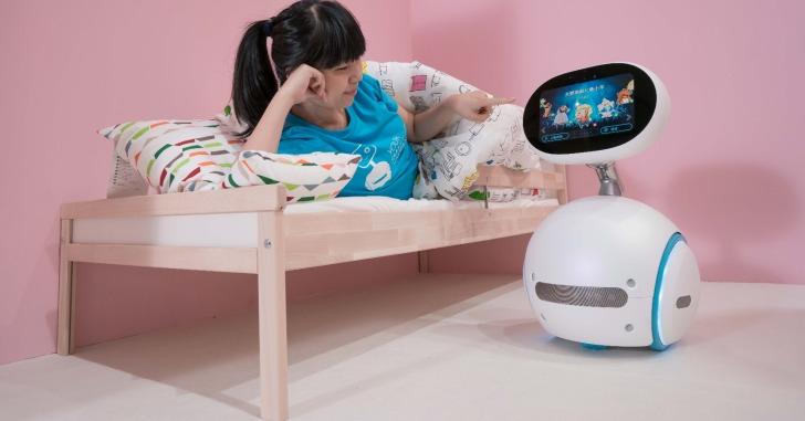 На Тайване создан домашний робот Zenbo