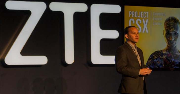 На выставке CES 2017 компания ZTE покажет смартфон Project CSX