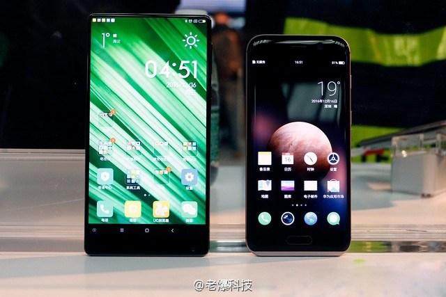 Honor Magic против Xiaomi Mi MIX: кто концептуальнее?