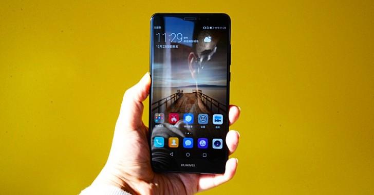 Huawei Mate 9 теперь есть в черном цвете