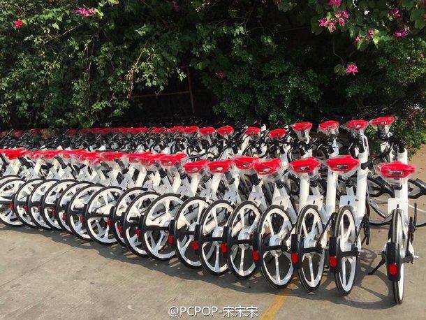 Xiaomi выпустит экологически чистый «Белый велосипед»