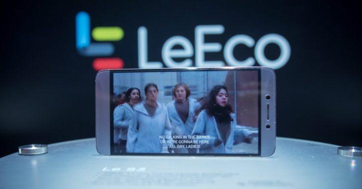 LeEco может получить большие инвестиции