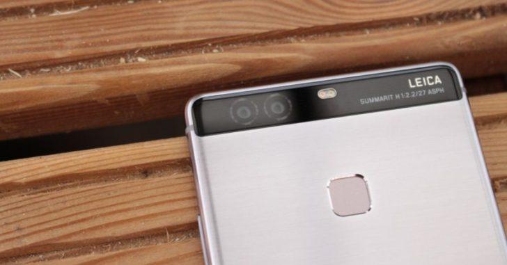 Huawei отгрузила уже более 10 млн смартфонов P9 и P9 Plus