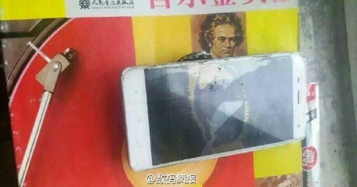 Xiaomi Mi 4 сгорел при зарядке