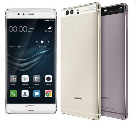Huawei P10 покажут на MWC 2017