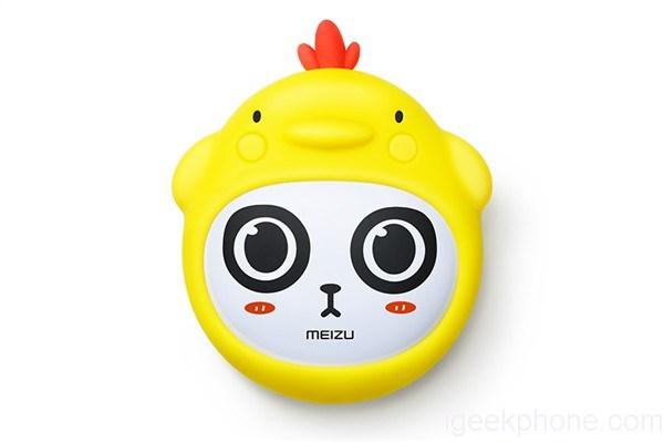 Meizu Panda – портативный аккумулятор и грелка для рук в одном устройстве