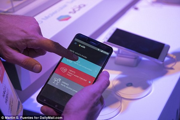 Changhong H2 – уникальный смартфон с молекулярным сканером