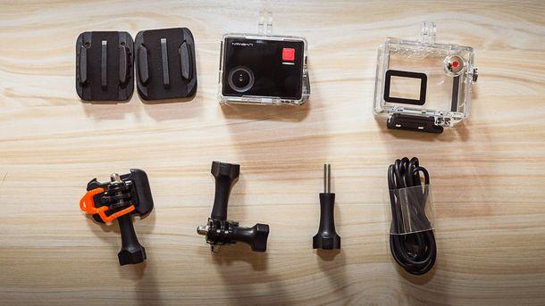 LeEco выпустила экшен-камеру Liveman C1