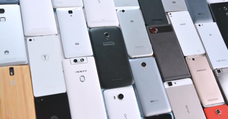 Китайские производители телефонов увеличивают присутствие на родине