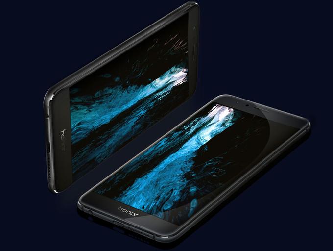 Huawei Honor 8 в отдельных странах получит Android 7 уже через два дня