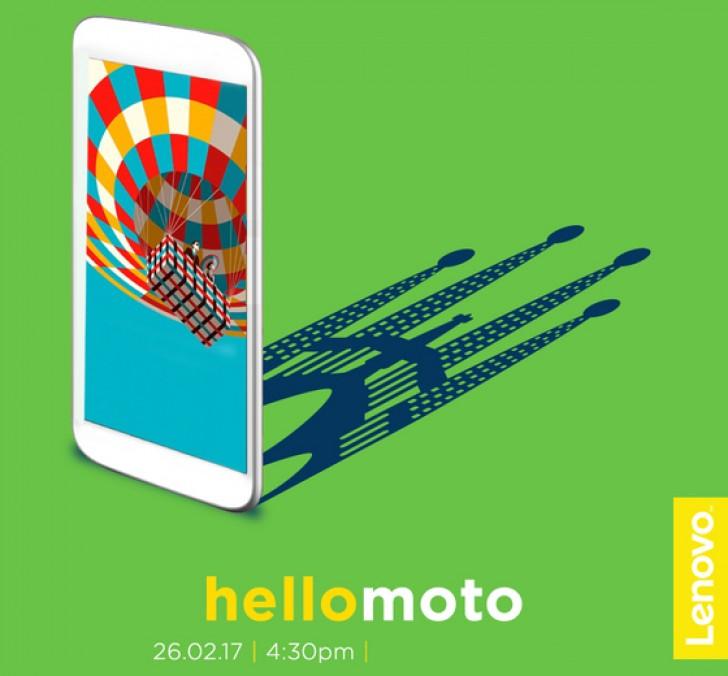 Motorola покажет новые устройства 26 февраля на MWC