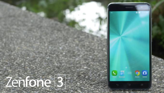 Приостановлено обновление Asus Zenfone 3 до Android 7