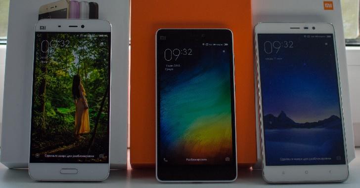 Смартфоны Xiaomi Mi4с и Redmi Note 3 Pro на Android 7 засветились в Geekbench