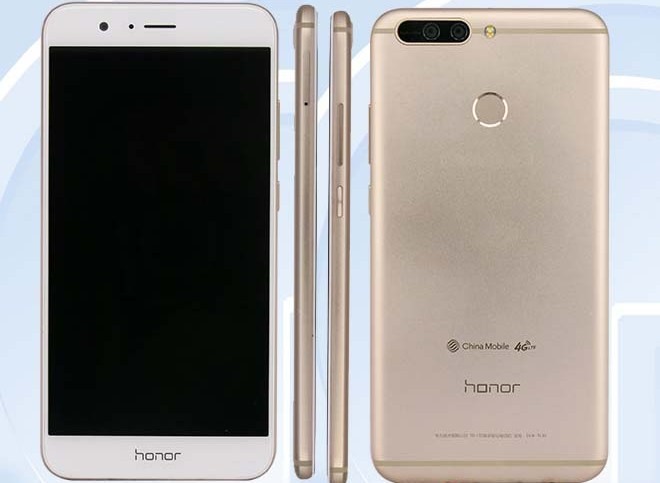 На сайте TENAA замечен новый смартфон Honor