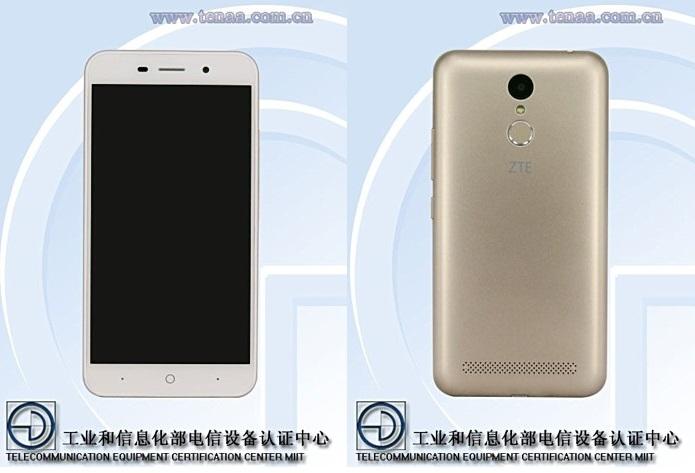Новый смартфон ZTE замечен на сайте TENAA