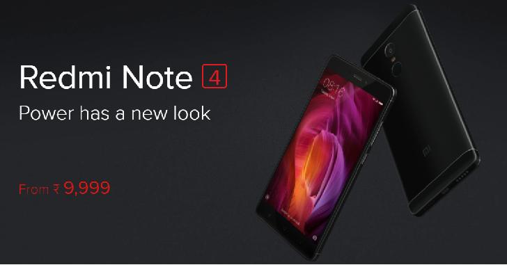 Xiaomi Redmi Note 4 на Snapdragon 625 вызвал огромный интерес в Индии