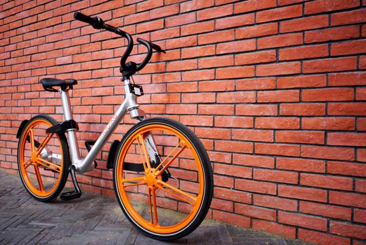 Foxconn начнет производство велосипедов для Mobike